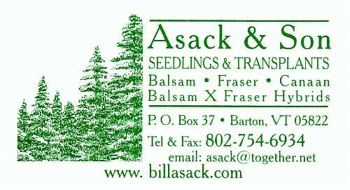 Asack Amp Son Christmas Tree Farm Amp Christmas Tree Seedlings